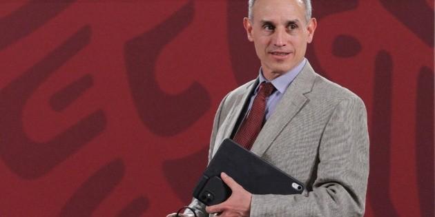 Pese a petición de la OMS, López-Gatell ve derroche en aplicar pruebas masivas