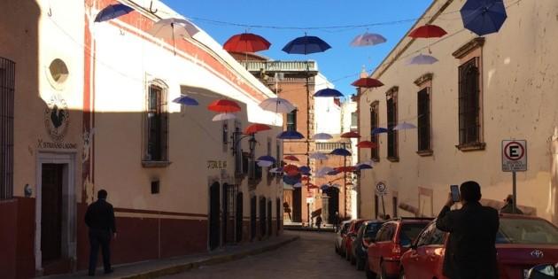 Zacatecas es el único estado que tiene semáforo en naranja