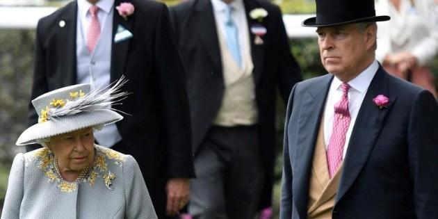Príncipe Andrés, fuera de su cargo tras el escándalo de Epstein