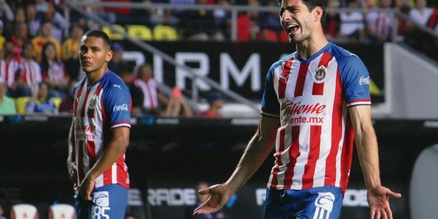 """El """"Pollo"""" Briseño apunta al Necaxa"""