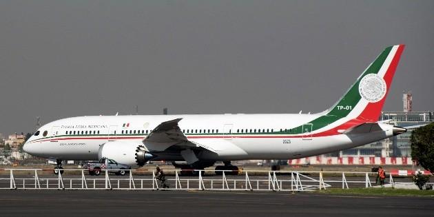 Comprador del avión presidencial pagaría la mitad en equipo médico