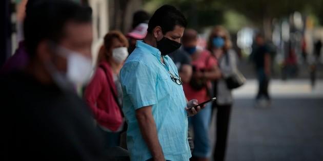 México, entre los cinco países con más casos de COVID-19 en 24 horas: OMS