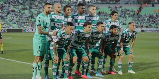 Ocho de 15 jugadores del Santos superan el COVID-19