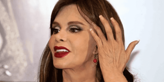 Lucía Méndez responde a rumores sobre su hijo y Luis Miguel