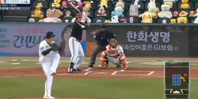 Corea del Sur ''llena'' con peluches estadios de beisbol