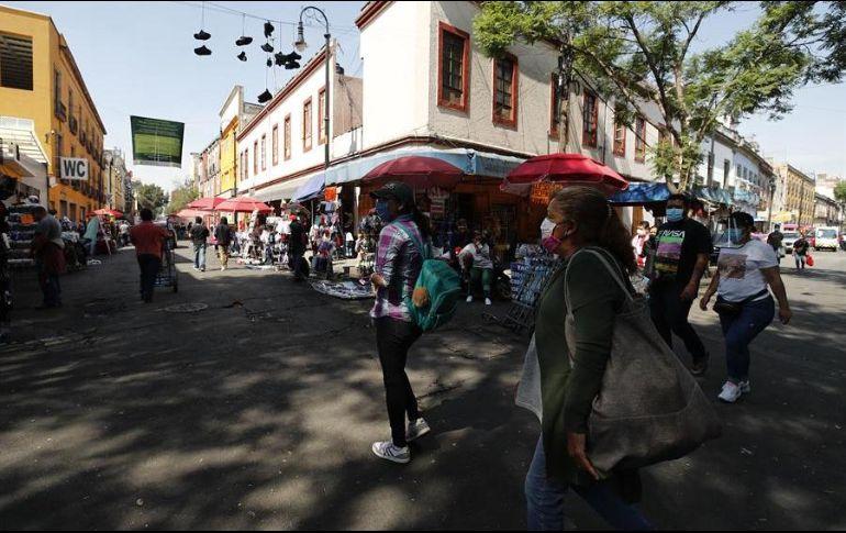 Marcha del lunes afectó a 10 mil comercios en la Ciudad de México