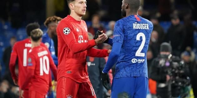 El Bayern y sus planes de cara a la reanudación de la Champions