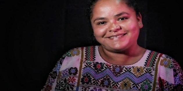 Declaran legal la aprehensión de la activista Kenia Hernández