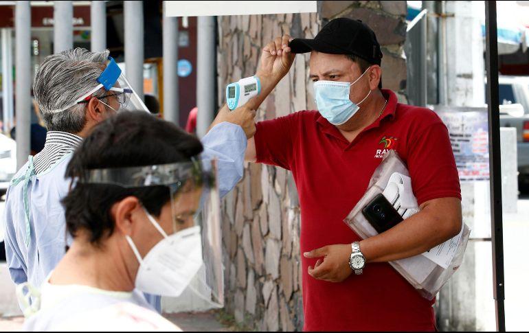 Guadalajara llegó a punto de inflexión de casos de COVID-19: López-Gatell