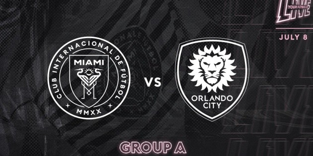 Inter Miami y Orlando City jugarán primer partido del torneo de MLS