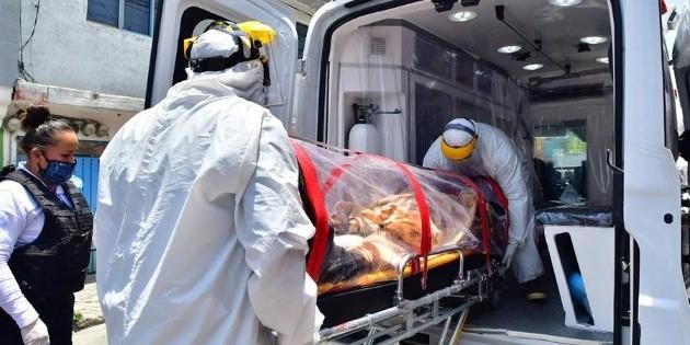 México, con casi 140 mil casos de COVID-19, contabiliza 16 mil 448 muertes