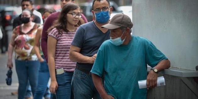 Reportan 494 personas internadas por COVID-19 en Jalisco
