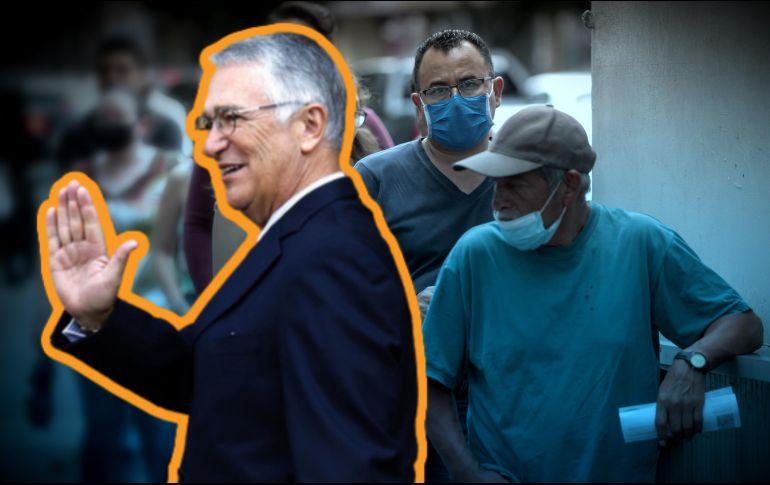 El empresario Ricardo Salinas se ha manifestado en reiteradas ocasiones contra el cierre de la actividad económica durante la pandemia. ESPECIAL