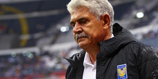 ''Tuca'' Ferretti podría salir de Tigres