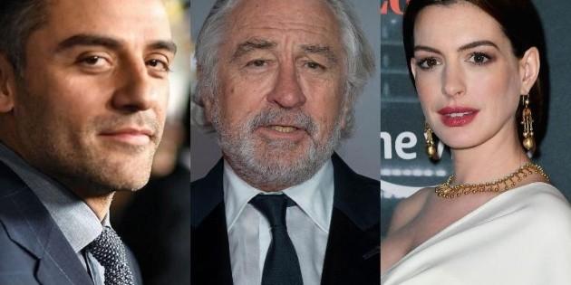 Óscar Isaac, Robert de Niro y Anne Hathaway se apuntan a