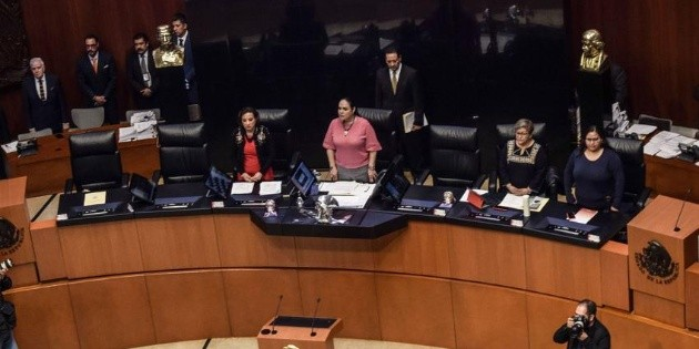 Senadores acuerdan un periodo extraordinario para legislar sobre el T-MEC
