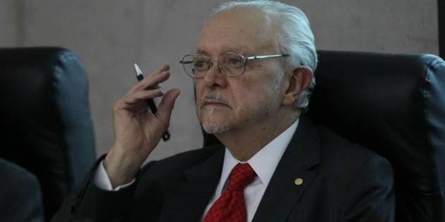 El PAN propone sustituir a López-Gatell por Mario Molina