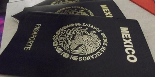 La SRE reanuda servicio de pasaportes a partir del lunes 22 de junio