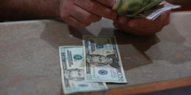 El peso mexicano se deprecia de nuevo ante el dólar ante incertidumbre