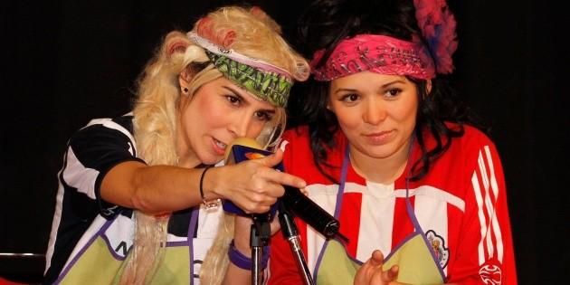 Karla Panini y Américo Garza llaman