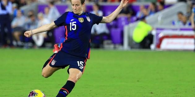 Estrellas del futbol femenino de EU renuncian a jugar torneo por COVID-19