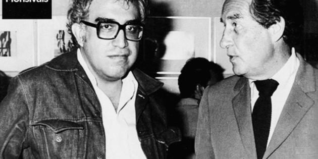 Libro reunirá la célebre polémica entre Carlos Monsiváis y Octavio Paz