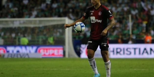 Santamaría se recupera de lesión y va por la revancha con Atlas