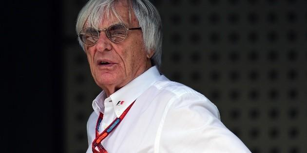 La F1 reprueba comentarios de Bernie Ecclestone sobre el racismo