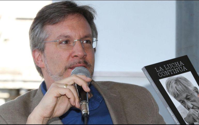 El organismo llamó a Ackerman a conducirse con civilidad y respeto a los derechos humanos de quienes ejercen el periodismo. NTX/ARCHIVO