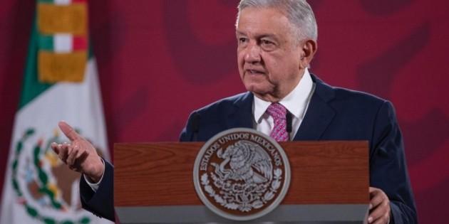 A pesar de los pesares no se dará ni un paso atrás: López Obrador