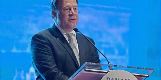 Prohíben salir de Panamá al ex presidente Varela por el caso Odebrecht