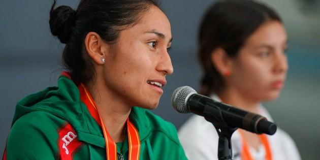 Lupita González acepta sanción por dopaje