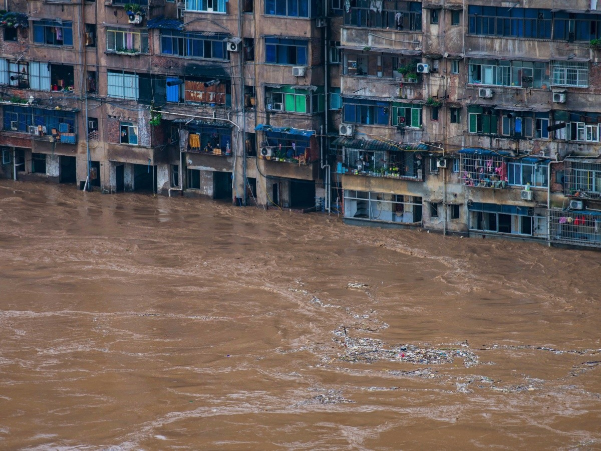 Lluvias e inundaciones dejan al menos 120 muertos en China | El Informador :: Noticias de Jalisco, México, Deportes & Entretenimiento
