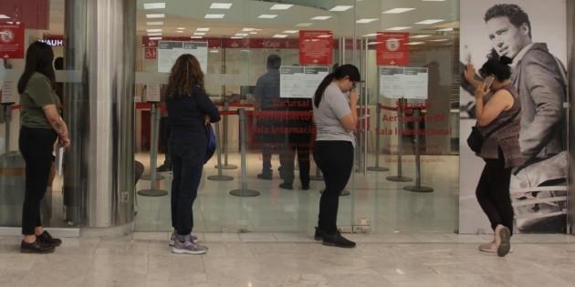 Ganancias de bancos en México caen 31% en mayo