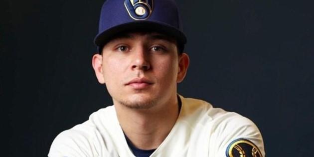 Luis Urías, pelotero de la MLB, da positivo a COVID-19