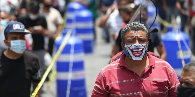 Coronavirus en México: suman 261 mil 750 casos y 31 mil 119 muertes