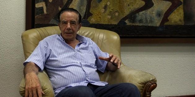 Mauricio Herrera no se da por vencido ante el COVID-19