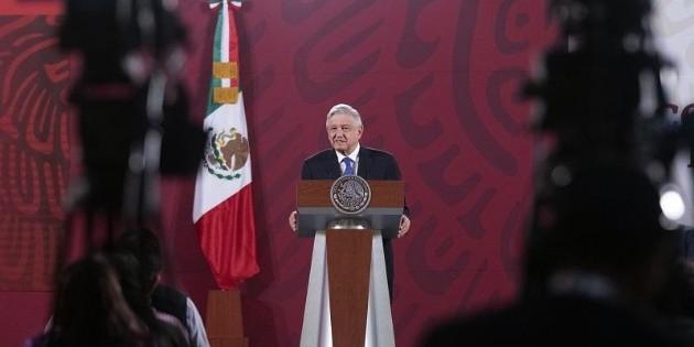 López Obrador arriba a Washington para visita oficial