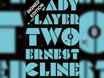 "La obra ""Ready Player Two"" es escrita por Ernest Cline. ESPECIAL / waterstones.com"