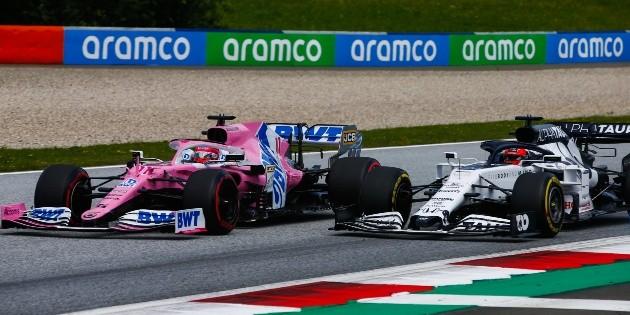 Renault presenta protesta contra Racing Point