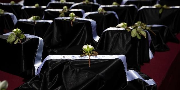 Homenajean a 105 poblanos fallecidos por coronavirus  en EU