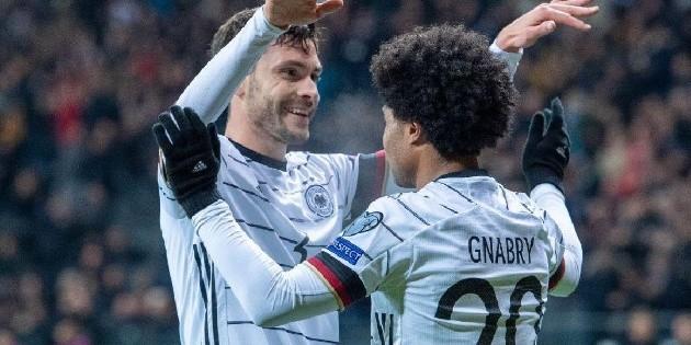 Alemania plantea permitir público en partido contra España
