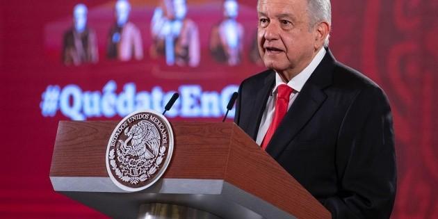 López Obrador presenta proyecto para reformar sistema de pensiones