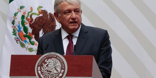 Como ''víctima de fraudes electorales'' no permitiré eso: López Obrador