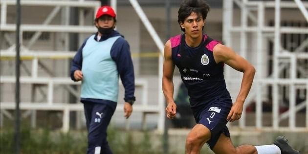 Molina, Villalpando, Calderón y JJ, son elegibles para Chivas