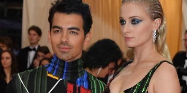 Sophie Turner y Joe Jonas son padres de una niña