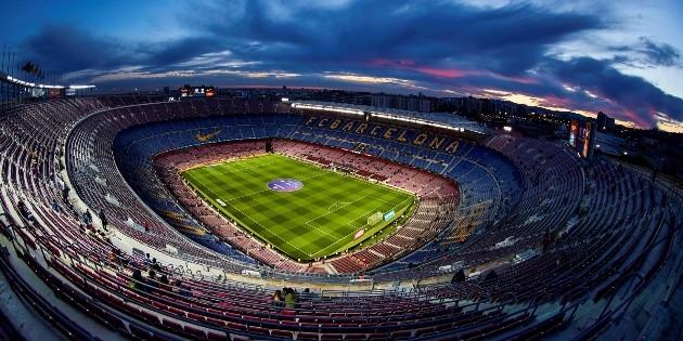 El Barça confía en que partido ante el Napoli se juegue en Camp Nou