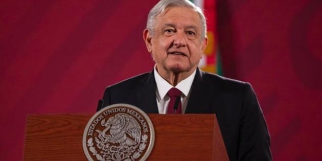 Me pondré cubrebocas cuando no haya corrupción: López Obrador