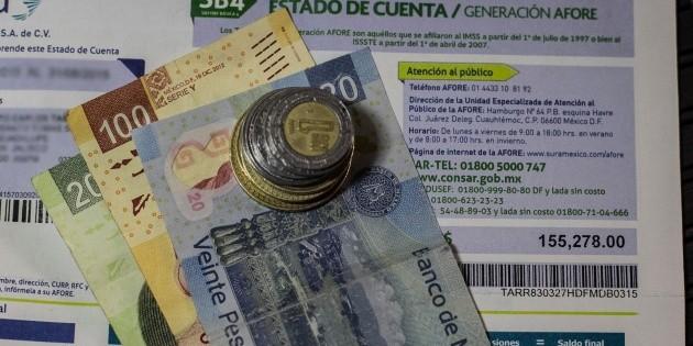López Obrador plantea que trabajadores puedan retirar 10� sus ahorros