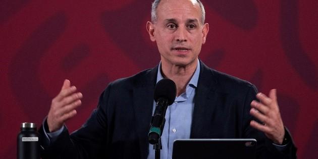 Gobernadores de 10 estados piden salida de López-Gatell